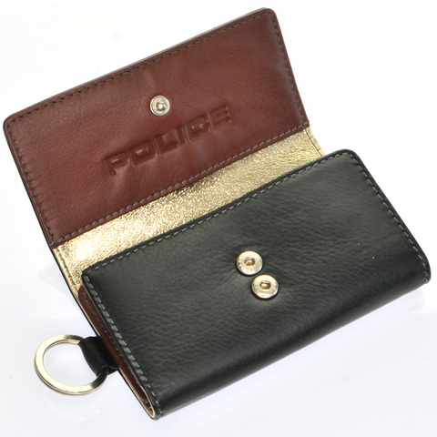 POLICE(ポリス)AXELⅢ キーケース ブラウンpolice-wallet-axel3-707.jpg