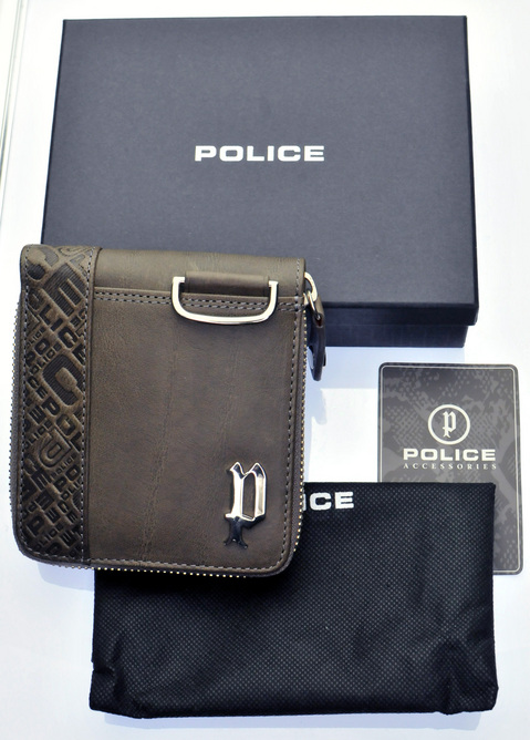 POLICE 財布 二つ折り CIRCUIT カーキーpolice-wallet-circuit2666.jpg