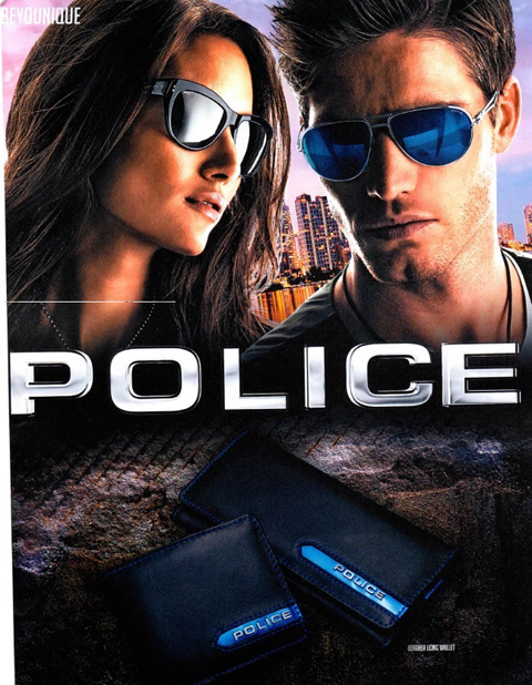 ポリス(POLICE)財布