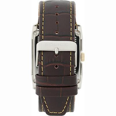 POLICE(ポリス)時計キングスアベニュー KING'S AVENUE ブラック/ゴールド&ホワイト【13789MS-12】