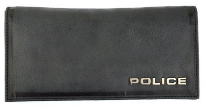ポリス 長財布 EDGE ブラック【PA-58001-10】