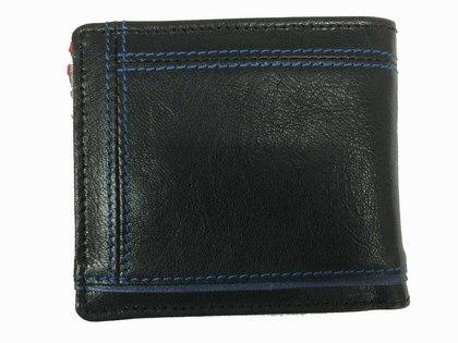POLICE メンズ 二つ折り財布 COLORS  ブラック【PA-58400-10】