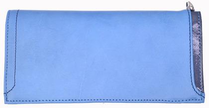 財布 メンズ ポリス AXIS  長財布 ブルー【PA-58301-50】