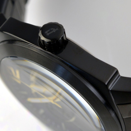 POLICE(ポリス)時計 CONTEXTコンテキスト ブラック