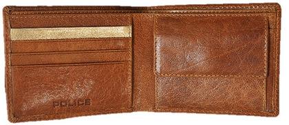 police-wallet_PA-59300-25 (2)ポリス 財布 二つ折り  BASICⅣ  キャメル【PA-59300-25】