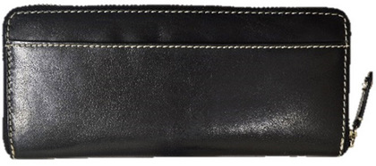 police-wallet_PA-59302-10 (4)POLICE 長財布 BASICⅣ ファスナー ブラック【PA-59302-10】