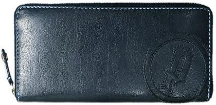 police-wallet_PA-59302-15 (2)ポリス 長財布 BASICⅣ ファスナー付ネイビー【PA-59302-15】