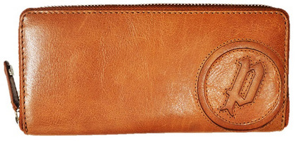 police-wallet_PA-59302-25 (2)ポリス 長財布 BASICⅣ ファスナー キャメル【PA-59302-25】