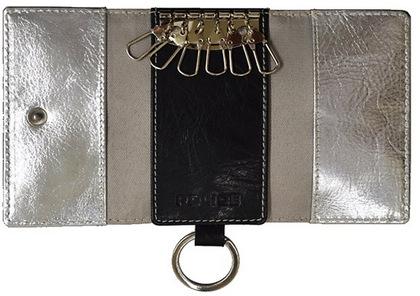 police-wallet_PA-59303-10 (3)ポリス BASICⅣ  キーケース ブラック【PA-59303-10】