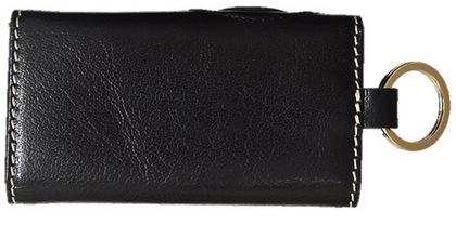 police-wallet_PA-59303-10 (4)ポリス BASICⅣ  キーケース ブラック【PA-59303-10】