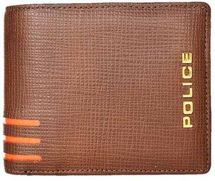police-wallet_PA-59501-25 (2)POLICE   財布 二つ折り  LINEA  ブラウン【PA-59501-25】