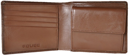 police-wallet_PA-59501-25 (3)POLICE   財布 二つ折り  LINEA  ブラウン【PA-59501-25】