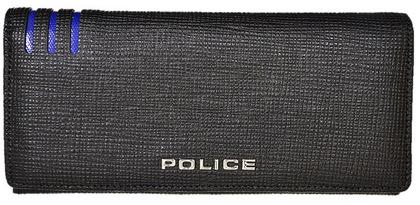 police-wallet_PA-59502-10 (2)財布 メンズ ポリス  LINEA ブラック【PA-59502-10】