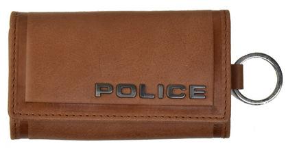 police-wallet_edge-58003-25_01POLICE(ポリス)EDGE キーケース キャメル【PA-58003-25】