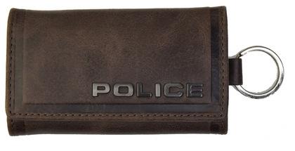 police-wallet_edge-58003-29_01POLICE(ポリス)EDGE キーケース ダークブラウン【PA-58003-29】