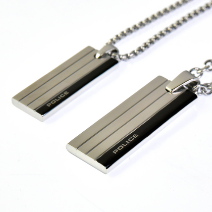 police_necklace_inline_00POLICE(ポリス) INLINE ペアネックレス【25503PSS01&26076PSS01】