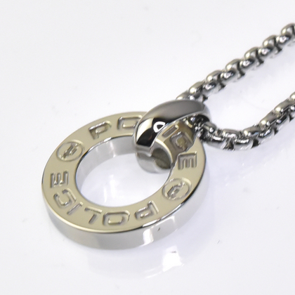 polis_necklace_hallow__POLICE(ポリス)ネックレス HALLOW(NEW)【25987PSS01】