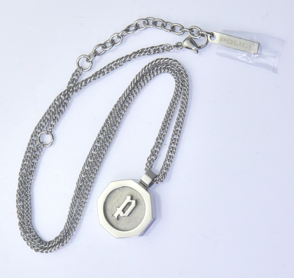 POLICE(ポリス)ネックレス  TOKEN 【26155PSS】police_necklace_token_003
