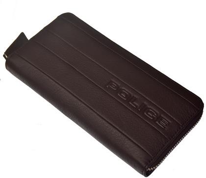 ポリス 長財布 BICOLORE ファスナー ブラウン【PA-59903-29】police-wallet_bicolore _3 (5).JPG