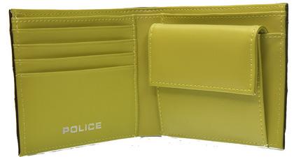 ポリス 財布 二つ折り BICOLORE ブラウン【PA-59901-29】police-wallet_bicolore_2_ (1).JPG