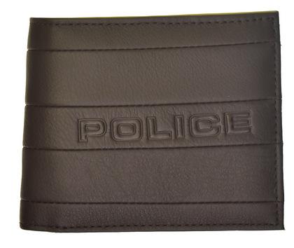 ポリス 財布 二つ折り BICOLORE ブラウン【PA-59901-29】police-wallet_bicolore_2_ (10).JPG