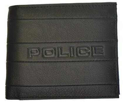 財布 メンズ ポリス 二つ折り BICOLORE   ブラック【PA-59901-10】police-wallet_bicolore_2_ (3).JPG