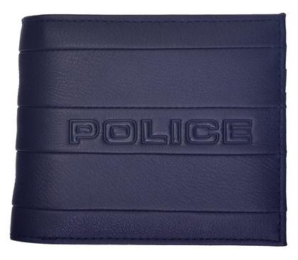 POLICE   財布 二つ折り  BICOLORE  ネイビー【PA-59901-50】police-wallet_bicolore_2_ (5).JPG