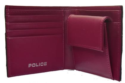 POLICE   財布 二つ折り  BICOLORE  ネイビー【PA-59901-50】police-wallet_bicolore_2_ (6).JPG