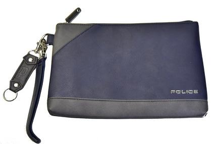 POLICE(ポリス) バッグ URBANO ブラック/ブルー【PA-62002-10】police_bag_urbano _01 (4).JPG