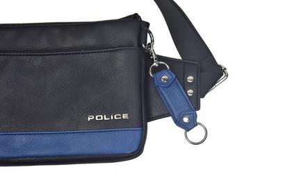 POLICE(ポリス) バッグ URBANO ブラック/ブルー【PA-62001-10】police_bag_urbanoPA_62001_ (15).JPG