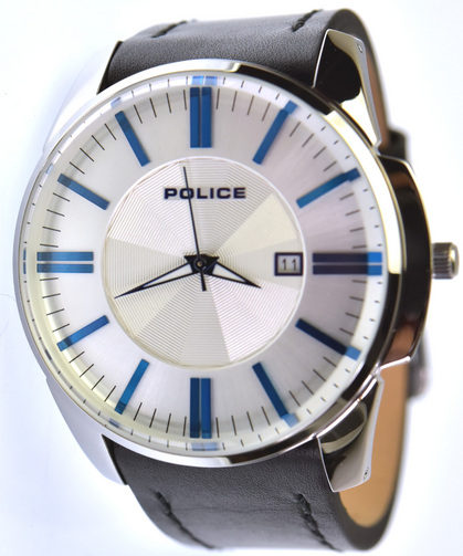 POLICE(ポリス)時計 GOVERNORガバナー ホワイト/ブルー【14384JS-04】police_watch_GOVERNOR_001.jpg