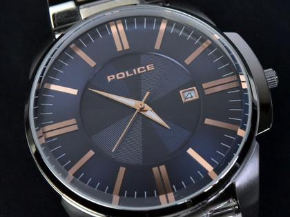 POLICE(ポリス)時計 GOVERNORガバナー ネイビー/ローズゴールド【14384JS-03M】POLICE_brand_watch_GOVERNOR_NAVY_00.jpg