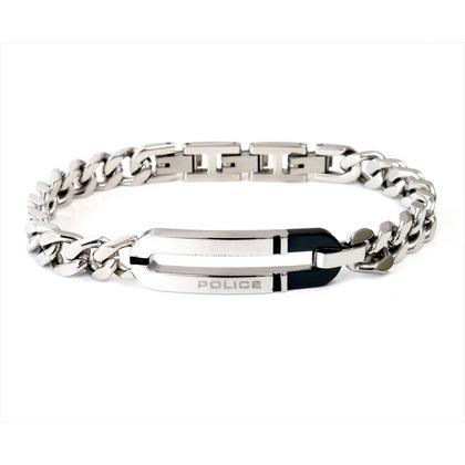 ポリス ブレスレット WRISTLOOPブラック【26187BSB02】police_bracelet_26187BSB_001.jpg