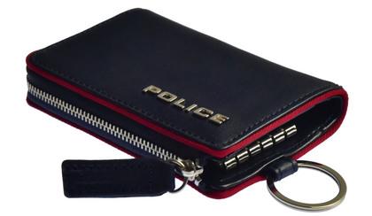 police-key-case_teraio_ (14)POLICE TERAIO キーケース  ネイビー【PA-70000-50】