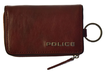 police-key-case_teraio_ (7)POLICE(ポリス)TERAIO キーケース ブラウン【PA-70000-29】