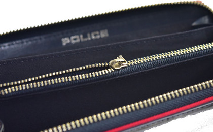 police-wallet_teraio (35)POLICE 長財布TERAIO ファスナー ブラック【PA-70003-10】