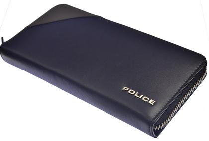 ポリス 長財布 URBANO ファスナー付 ネイビー【PA-70103-50】police_wallet_pa_70103_50_02.jpg
