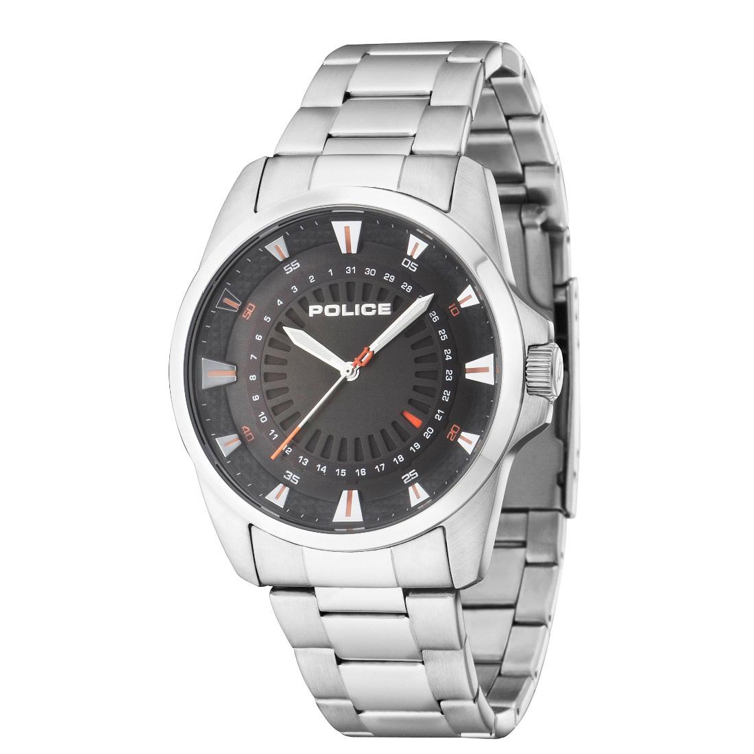 POLICE(ポリス)時計 RADIANTOラディアント ブラック【14527JS-02M】