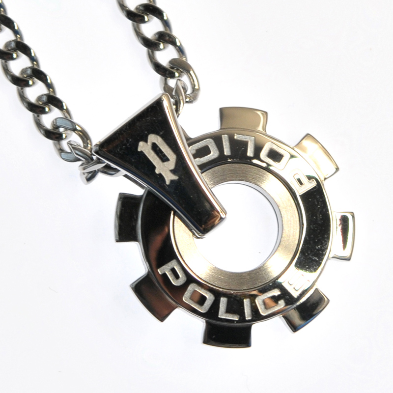 POLICE (ポリス)ネックレス REACTOR
