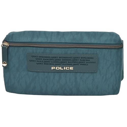 POLICE(ポリス) ボディバッグ CRESPA グリーン【PA-64000-35】