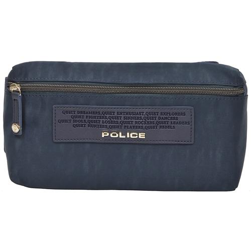 POLICE(ポリス) ボディバッグ CRESPA ネイビー【PA-64000-50】
