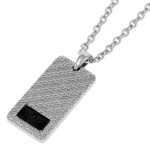 POLICE(ポリス)ネックレス TALE シルバー【26308PSS02】