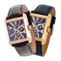 POLICE(ポリス)腕時計 キングスアベニュー KING'S AVENUE ブルー/ローズゴールド【13789MSR-03(交換バンド付き)】