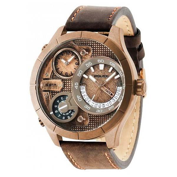 POLICE(ポリス)腕時計BUSHMASTER ブッシュマスター ローズゴールド【14638XSQR-32】