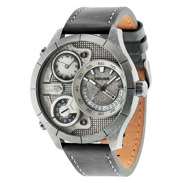POLICE(ポリス)腕時計BUSHMASTER ブッシュマスター シルバー【14638XSQS-04】