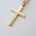 POLICE(ポリス)ネックレス 十字架 SINNERゴールド【25504PSG02】