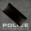 財布 メンズ ポリス SEMPLICE  ブラック【PA-59002-10】