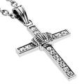 ポリス ネックレス 十字架 TREASURE【25523PSS01】