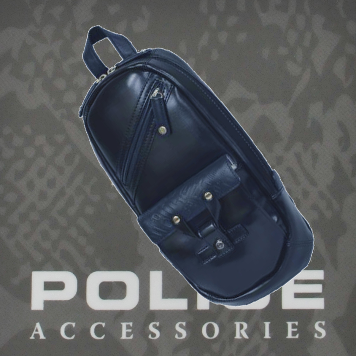 POLICE(ポリス)バッグ  DELIGHTⅡ ネイビー【PA56310-15】