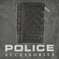POLICE キーケース MESH  ブラック【PA-57000-10】